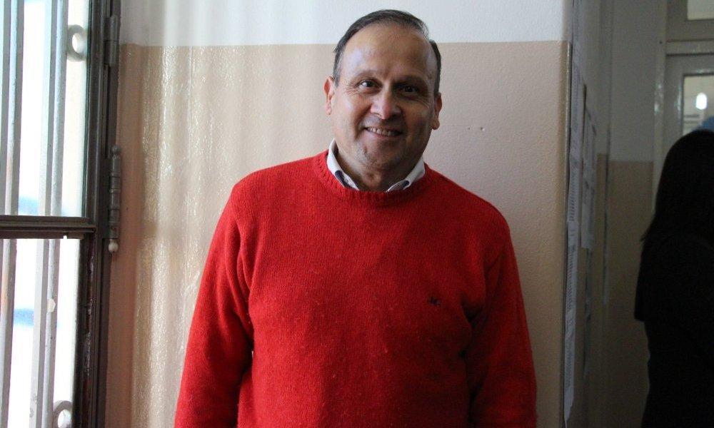 Héctor Paez fue electo Rector de la Escuela Normal