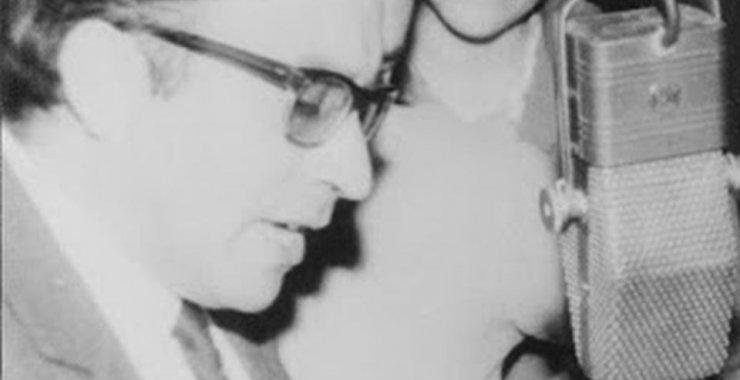 Falleció Santiago Bonfiglioli, maestro de la locución