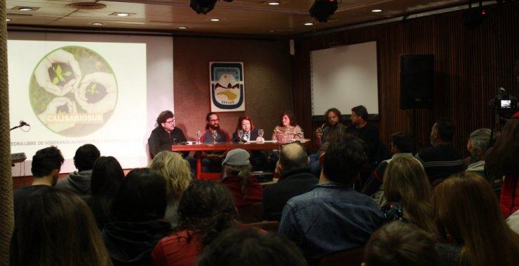 Presentaron la Cátedra Libre de Soberanía Alimentaria