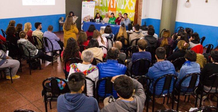 Presentaron el Programa de Alfabetización «Raíces»