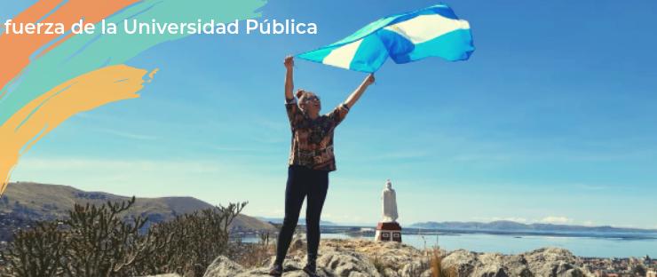 Micaela en Perú es el alma vibrando