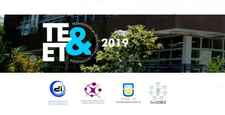 XIV Congreso Nacional de Tecnología en Educación y Educación en Tecnología