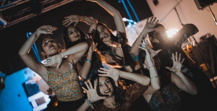 MamaCora en el ciclo Cuando Cantan las Mujeres