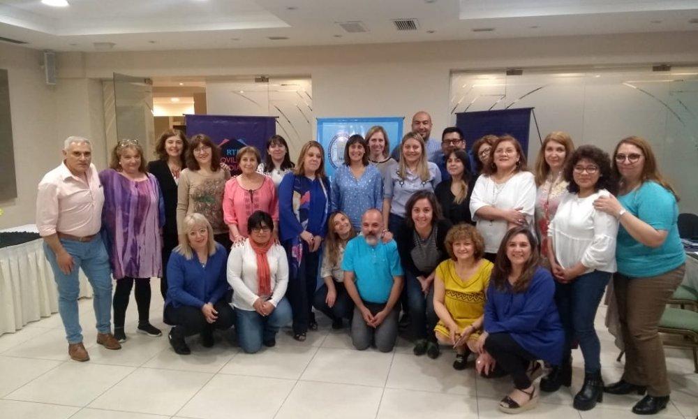 Primera reunión regional de carreras de Enfermería