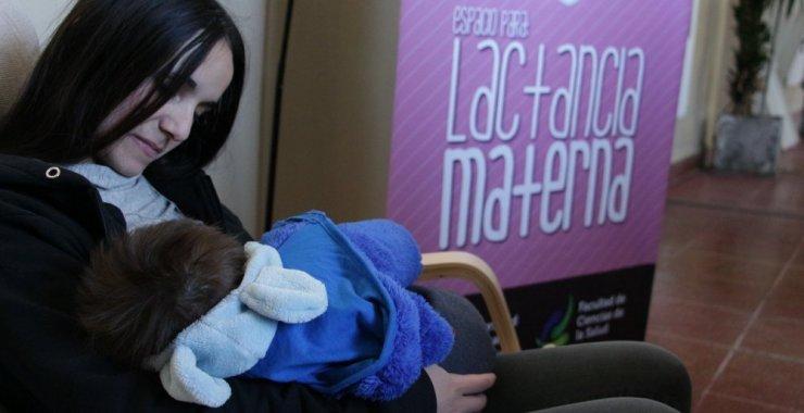 Inauguraron un espacio para la lactancia materna