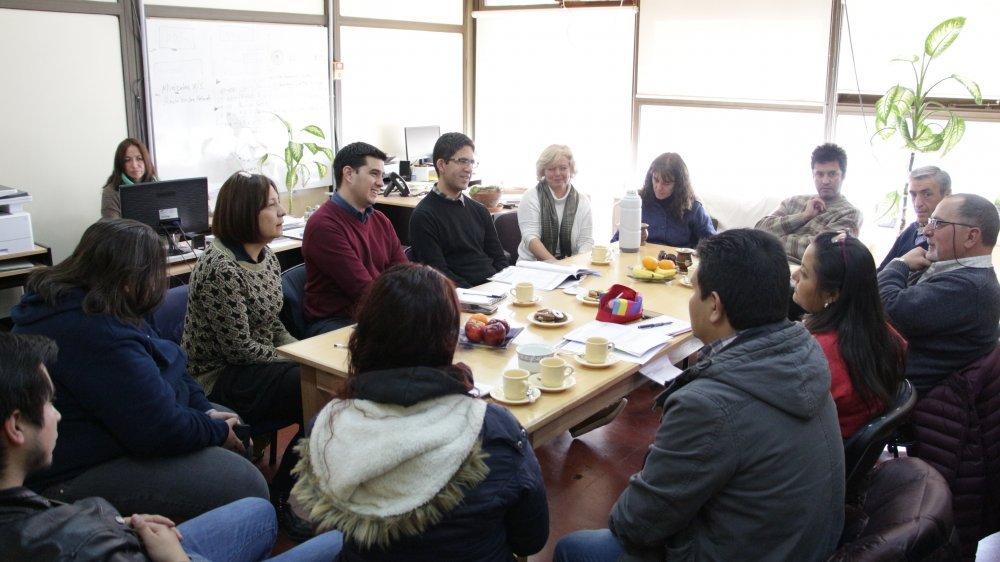 Capacitaron a proyectos seleccionados por Universidades Agregando Valor