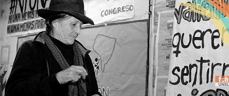 América Latina piensa: Rivera Cusicanqui en la UNSL