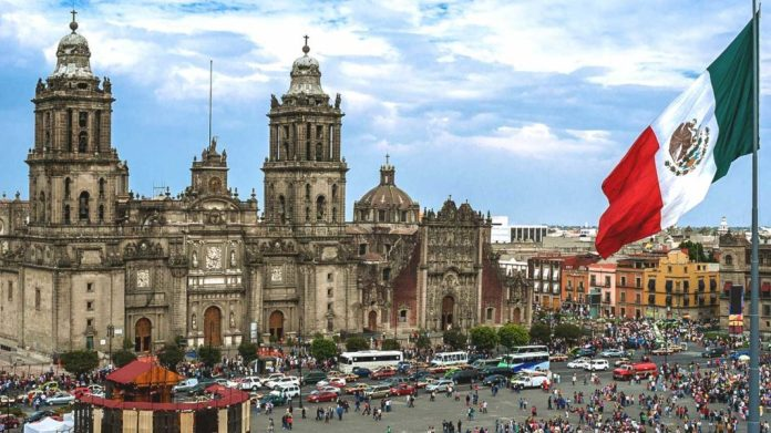 Viajá a México como destino académico