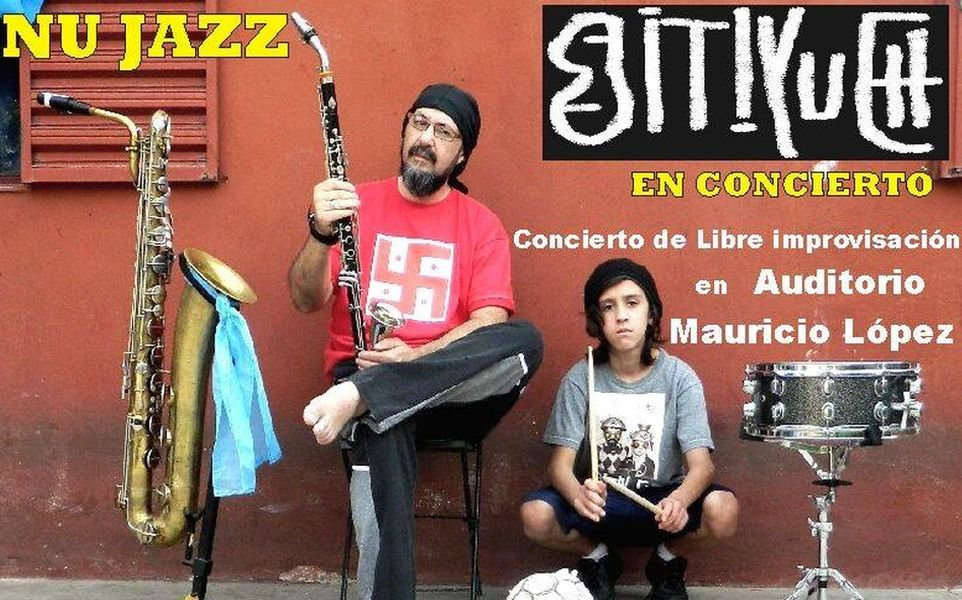 Bitiyuch en Concierto de Nu Jazz