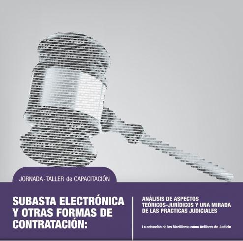 Inscriben a un taller sobre Subastas Judiciales Electrónicas