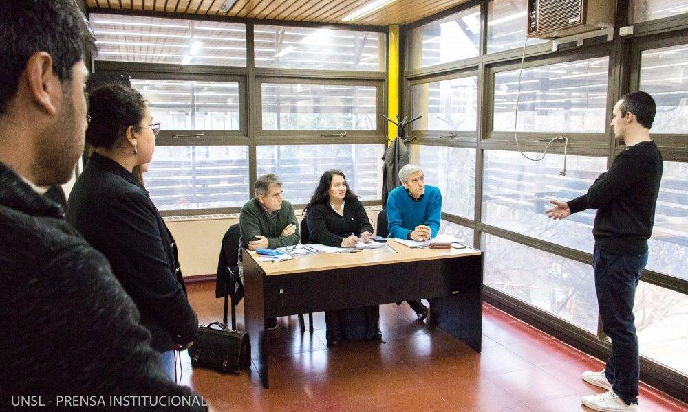 Evaluación de los proyectos «UNSL por i»
