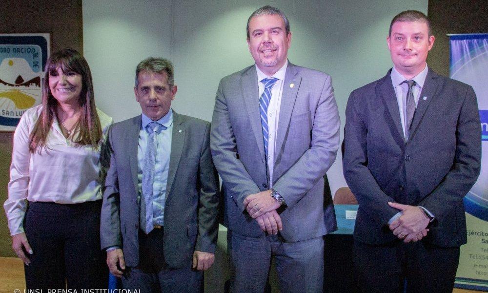 La Dra. Anna Rovella asumió la presidencia de Fundación UNSL