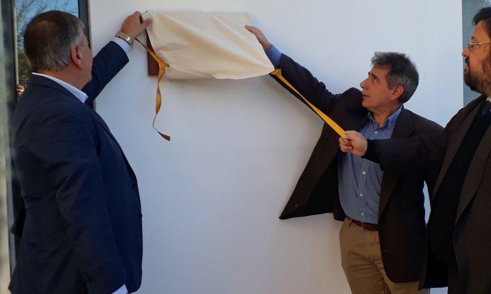 Radio Universidad inauguró su estudio en Villa Mercedes