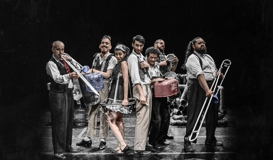 Teatro, humor y música de URRAKA en San Luis
