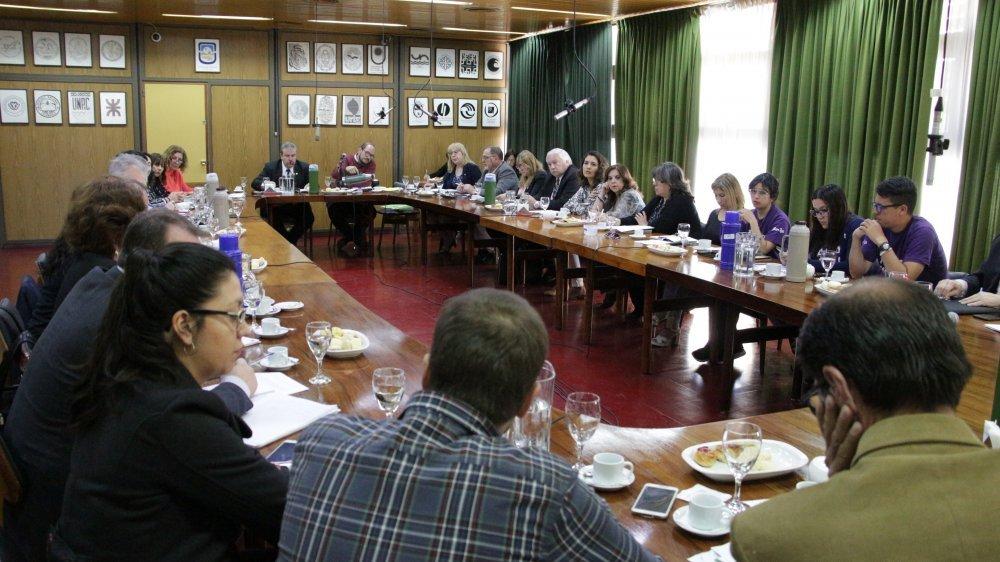 Conformaron las Comisiones Asesoras del Consejo Superior