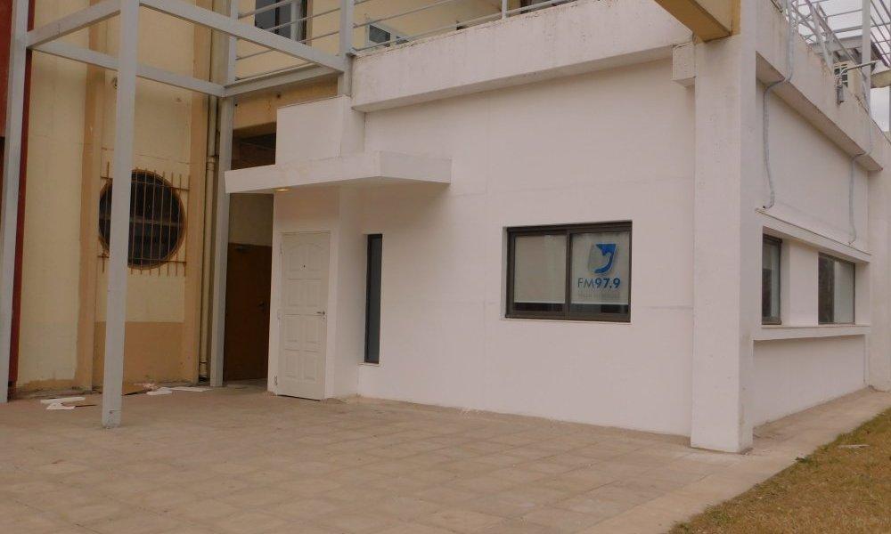 Nuevo estudio de Radio Universidad en Villa Mercedes
