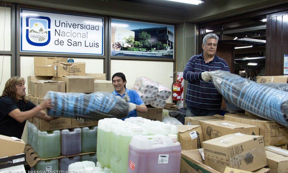 La Universidad avanza en su Plan de Compras