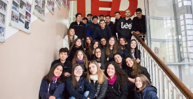 La Mixta se prepara para el evento final de los Clubes TEDEd