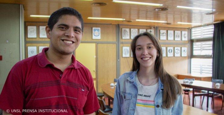 Estudiantes de la UNSL se formarán en Estados Unidos
