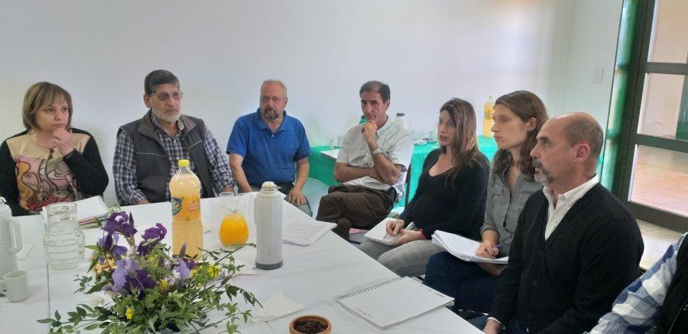 El Consejo de Posgrado de la UNSL sesionó en Merlo