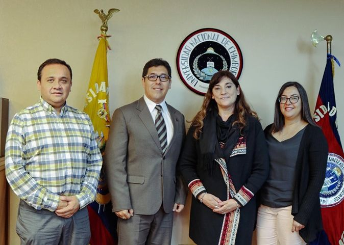 La internacionalización entre Ecuador y Argentina