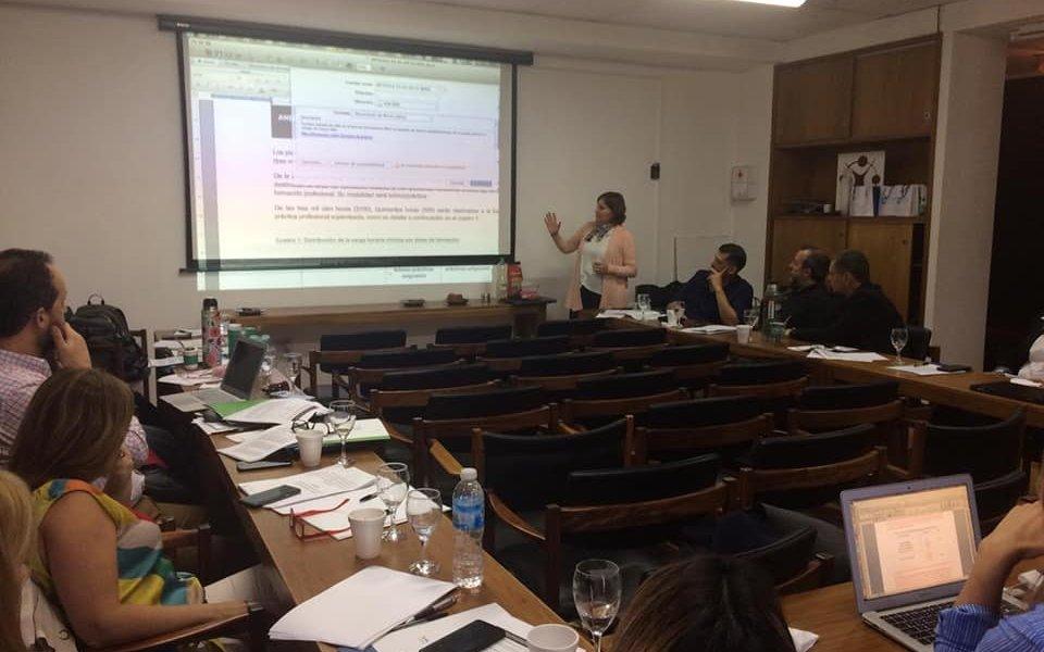 Reunión de directores de Kinesiología y Fisiatría de Argentina
