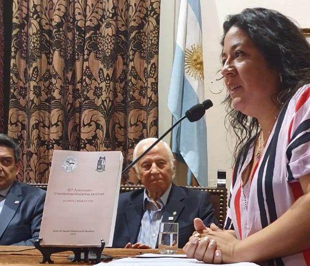 A los 80 años de la Universidad Nacional de Cuyo