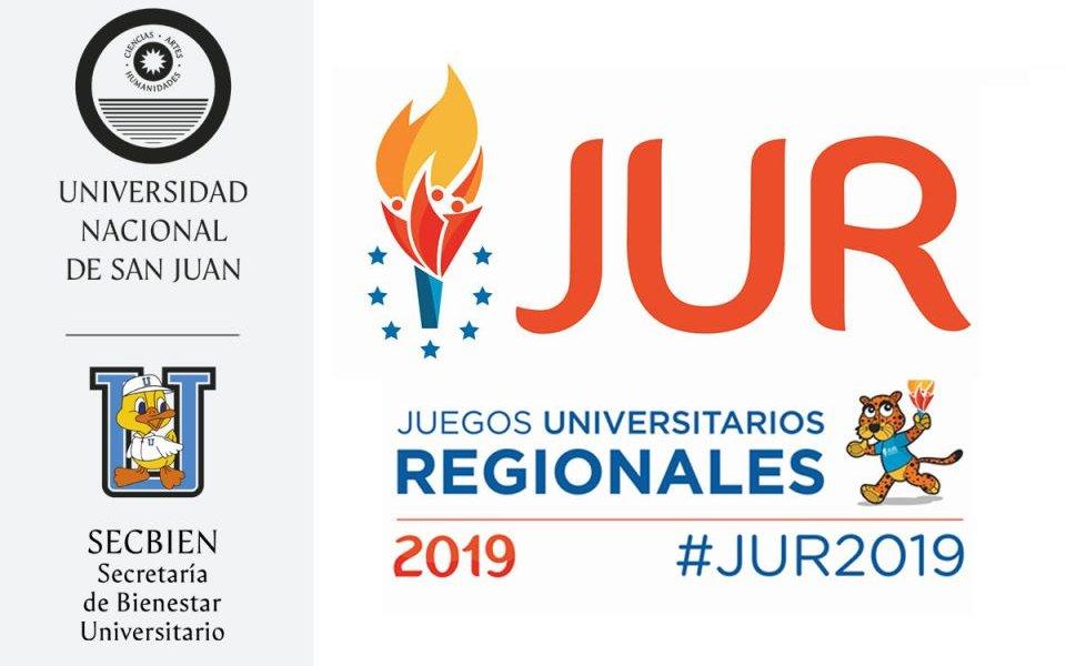 La delegación deportiva de la UNSL participará de los JUR 2019