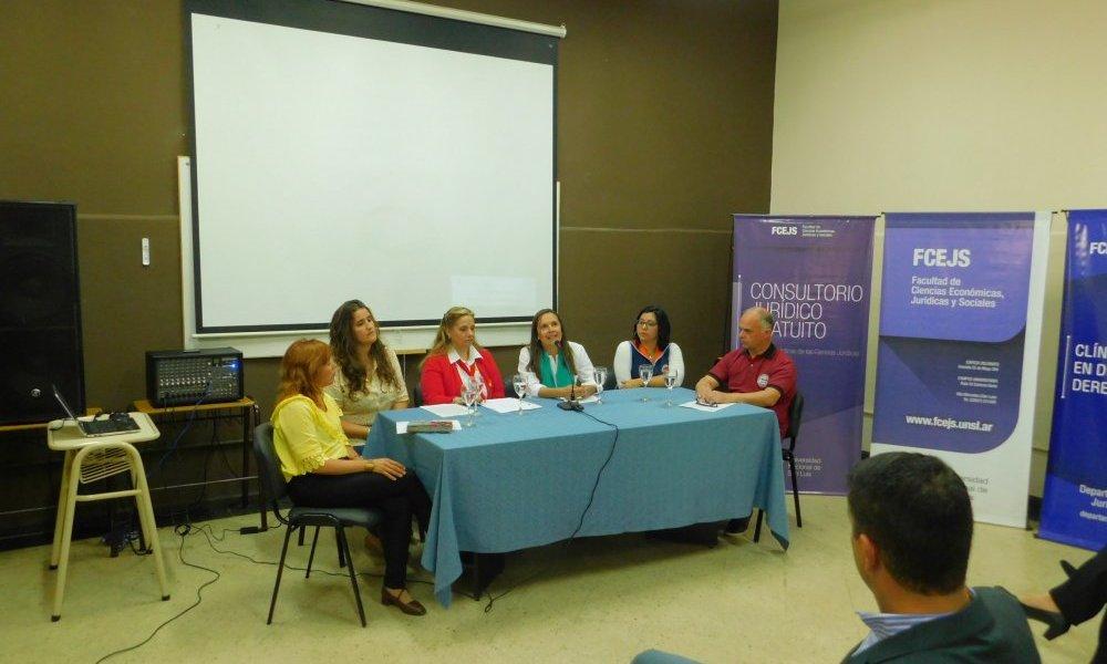 Reflexionaron sobre la integración social de personas con discapacidad