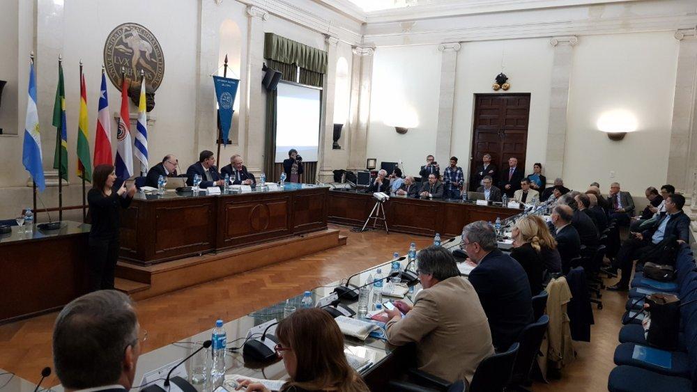 AUGM: La UNSL participa de una nueva reunión de Rectores