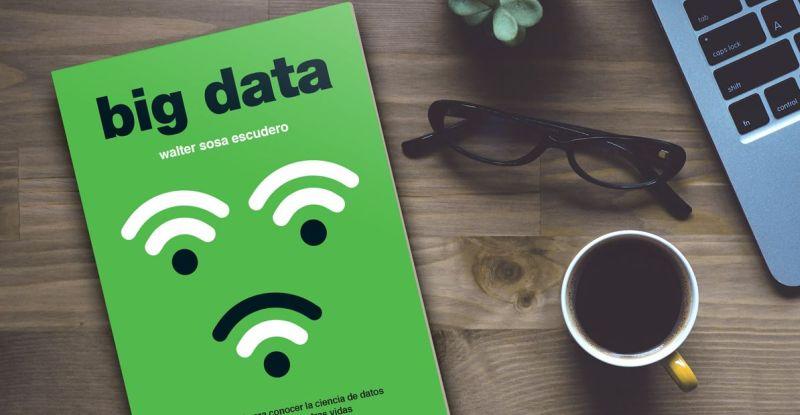 Presentarán un libro sobre Big Data