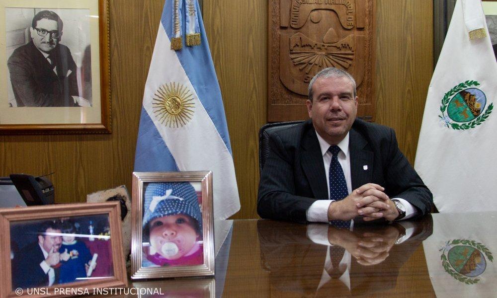 Víctor Moriñigo: «La universidad pública te forma como profesional, pero el doble como persona»