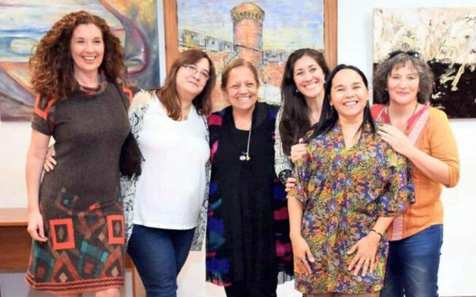 Argonautas y más artistas presentan Arte en la Cima