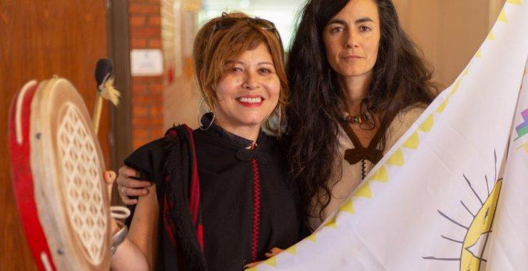 Investigadoras españolas trabajan junto al Pueblo Huarpe