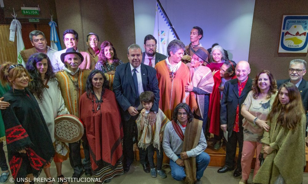 La Universidad y los Pueblos Indígenas juntos por la inclusión