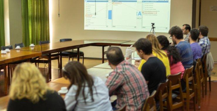 Las Unidades Académicas se capacitan en SIU de Posgrado