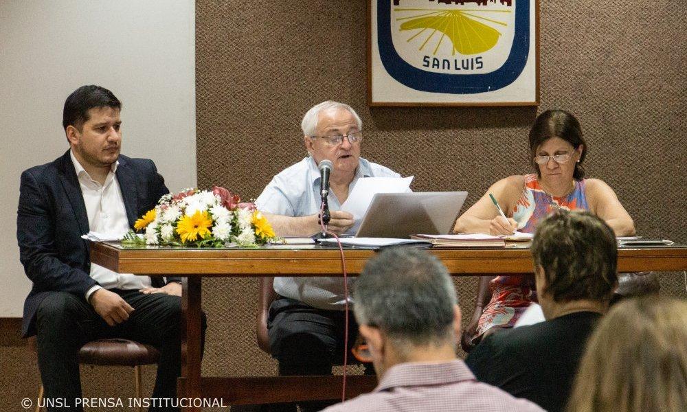 El Sistema Universitario Médico Asistencial Solidario sesiona en la UNSL