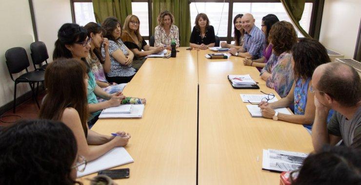 Recorrido institucional para un mayor conocimiento del Protocolo de Género