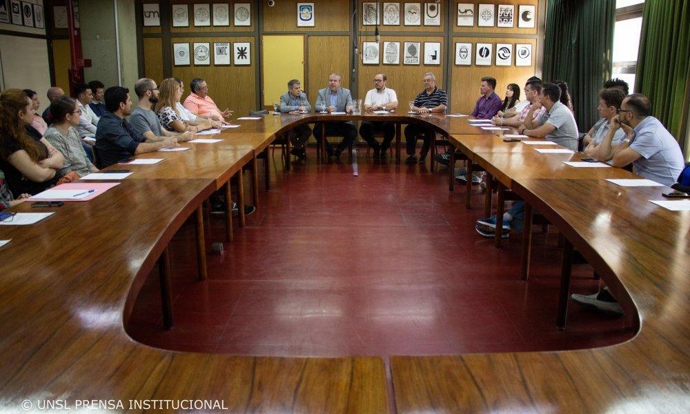 La Universidad Nacional de San Luis incrementó su planta permanente