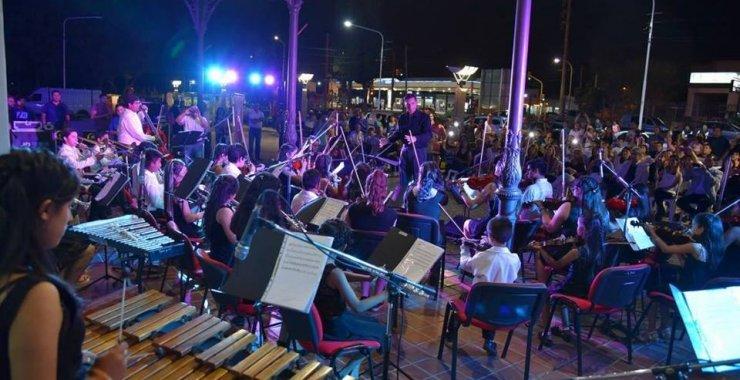 Concierto de Gala de la Orquesta Infantil y Juvenil