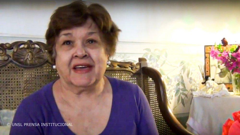 María Martínez de Canfaila recibirá el Premio «Rector Mauricio Amílcar López»
