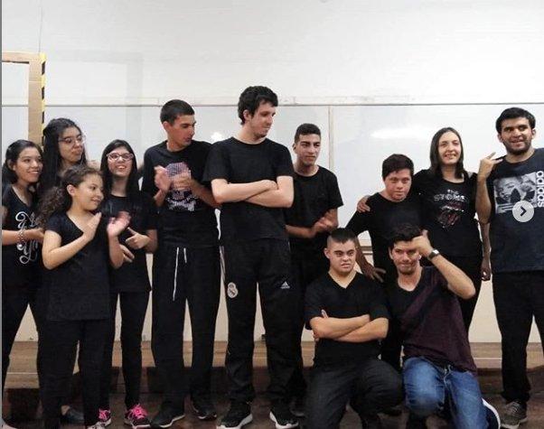 Dramatizaciones de Teatro Integrador Sin Límites