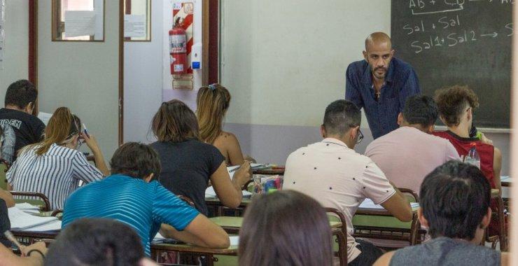 Más de 7 mil estudiantes eligen ser parte de la UNSL