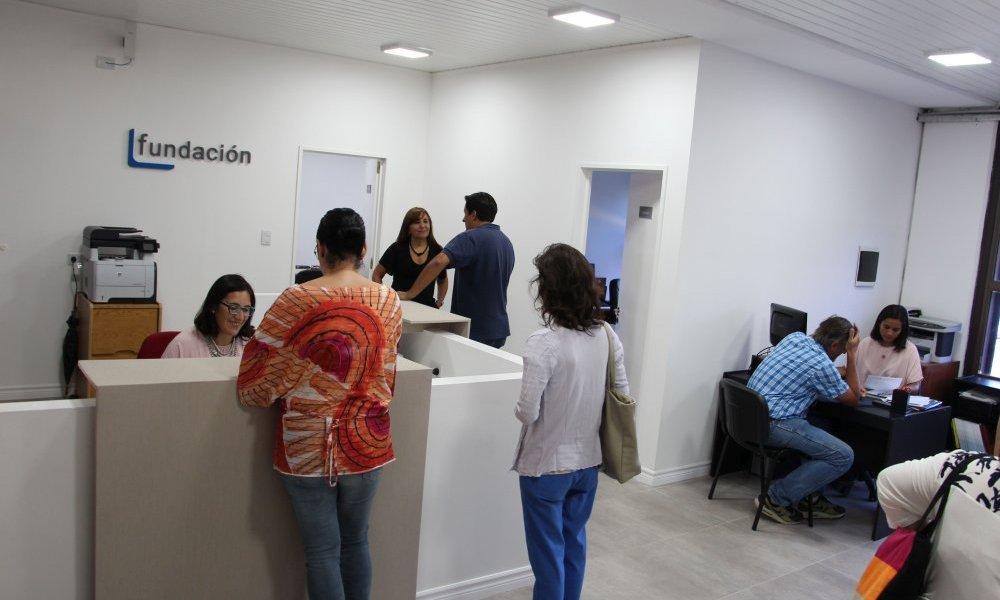 Ponen en valor las oficinas de la Fundación UNSL
