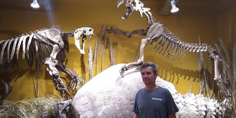 Estrechan vínculos con el Museo de Ciencias Naturales de Miramar