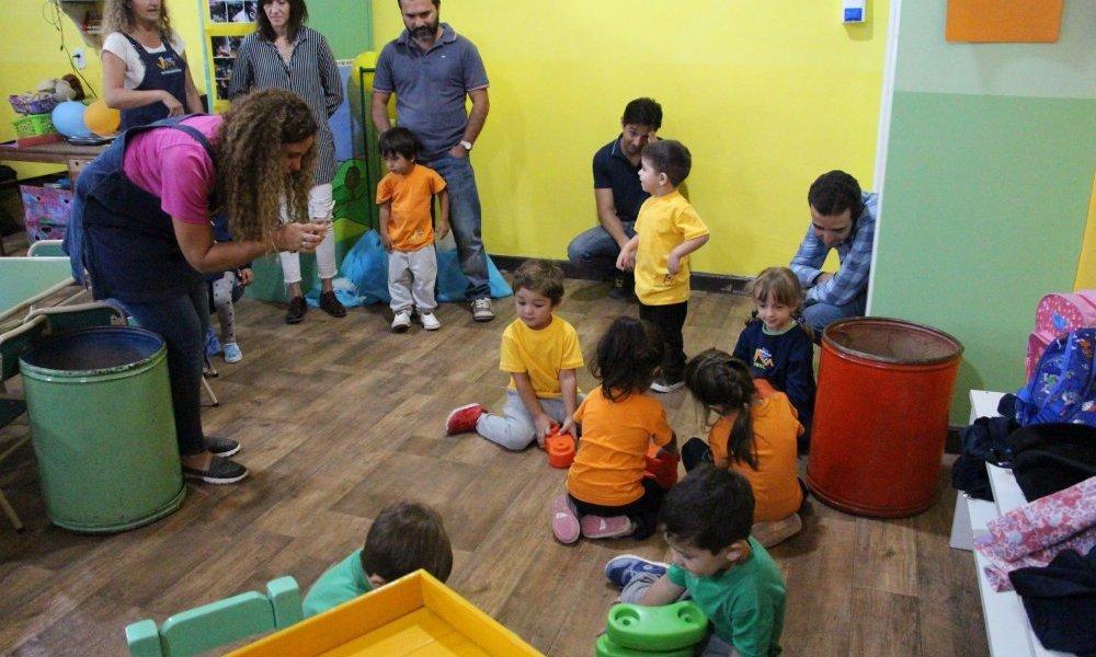 Inicio del año lectivo 2020 del Jardín Maternal
