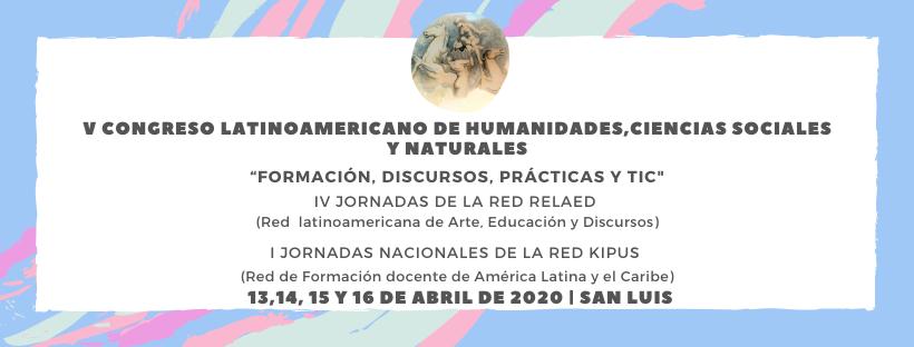 Congreso Latinoamericano de Humanidades, Ciencias Sociales y Naturales