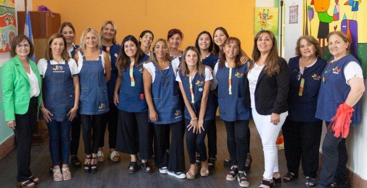 El Jardín Maternal de la UNSL inició un nuevo año