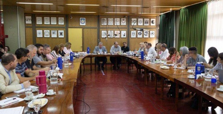 Coronavirus: el Rector destacó las políticas de prevención de la UNSL