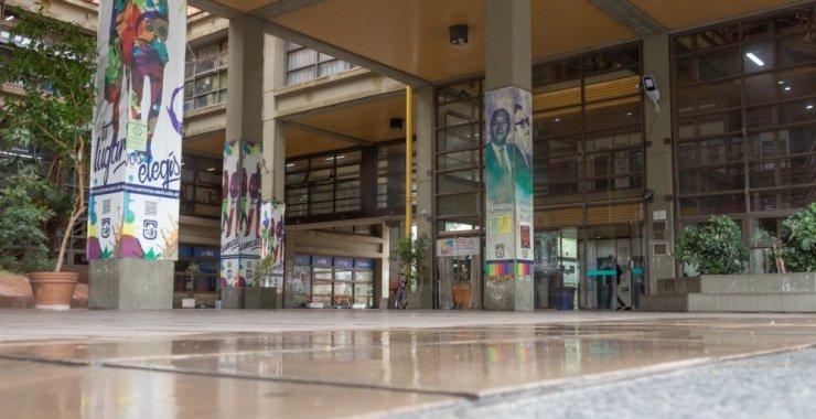 Extienden el cierre de los edificios de la Universidad